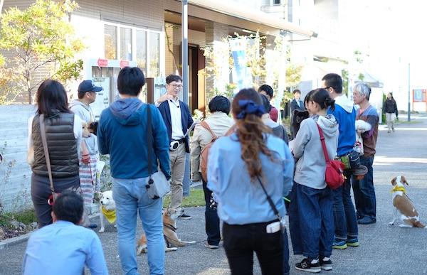 長谷川(住宅展示場での講師の様子2).jpg